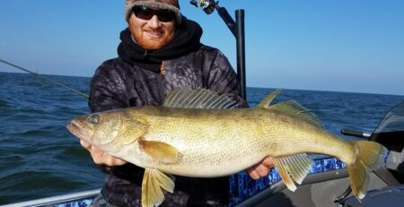 10 Pro Secrets to Catching Big Spring Walleyes
